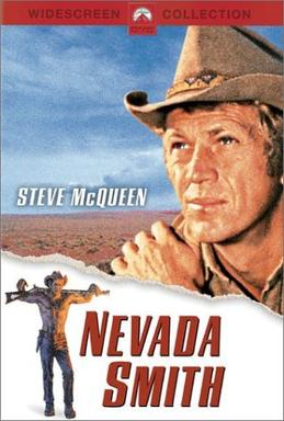 'Nevada Smith': one of the last golden-age westerns