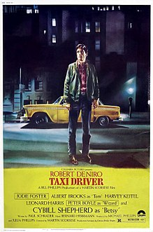 So I finally saw 'Taxi Driver'